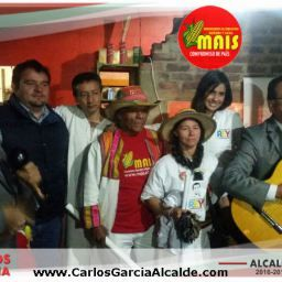 Alexandra Pulido Carlos Garcia Alcalde Cota Amigos del Mais