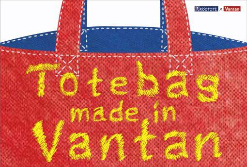 Totebag made in Vantan
