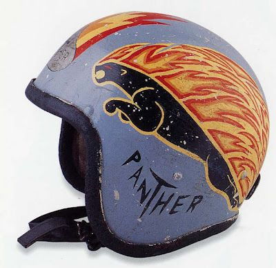 it's deadlicious™: Vintage motorcycle helmets