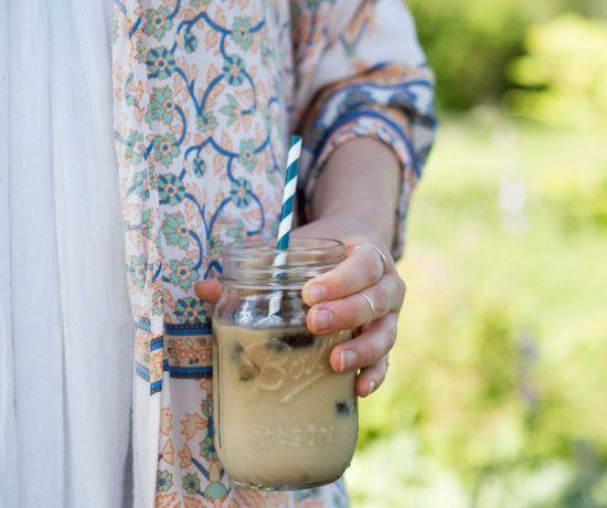 Islatte, Made by Mary, recept, bitter islatte, fryst kaffe, god islatte, kalla drycker, sommarrecept