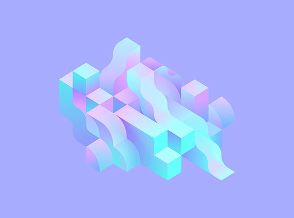 Abstractions – Vol. 02 on Behance