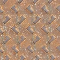 Free Textures for 3d, Rust, Dirty, Plates, Corrosion, 3Dview, Tread, Metal, Ground, Europe