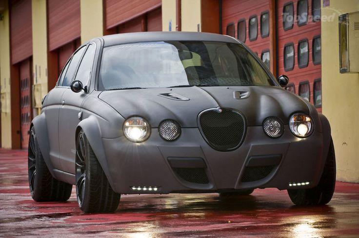 2011 jaguar s-type by panzani - DOC396536