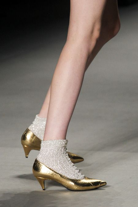 Saint Laurent | Spring 2014 Ready-to-Wear Collection | Style.com
