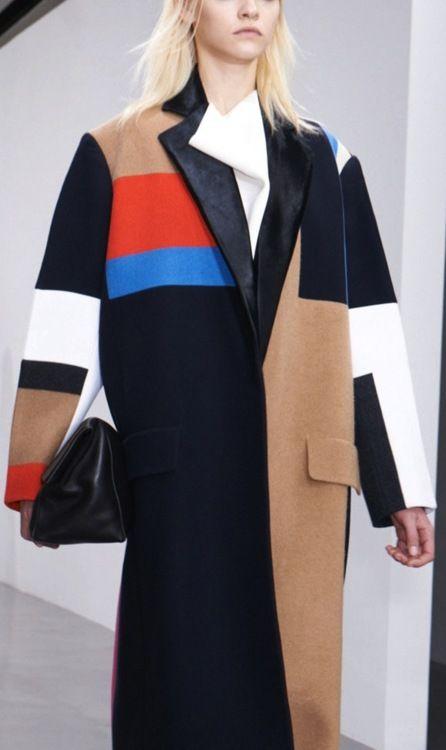 Celine coat - well done!