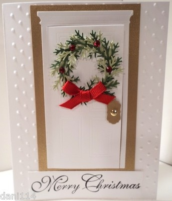 welcome christmas wreath on - photo #32