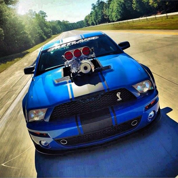 Absolute Beast! Check out this Ford Mustang via carhoots.com
