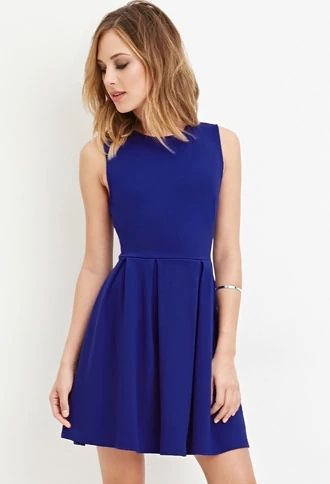Pleated A-Line Dress | Forever 21 | #thelatest
