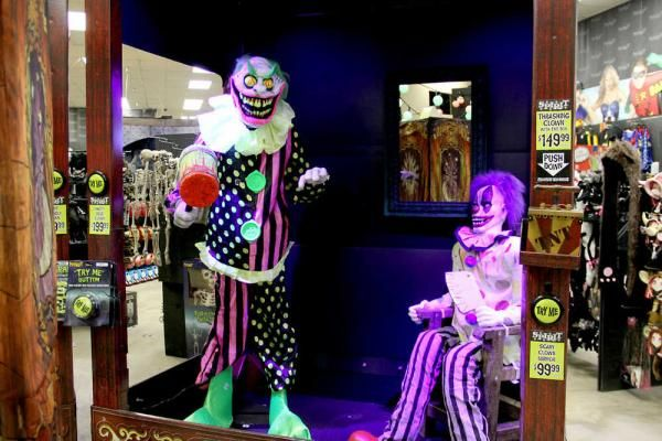MORE THAN COSTUMES - Spirit Halloween Superstore Lubbock is now open for its 10th year, offering the largest selection of hard-to-find costumes, décor and animatronics in town. Description from lubbockonline.com. I searched for this on bing.com/images