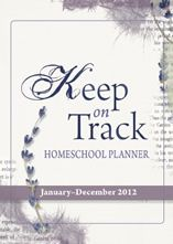 Homeschool Planner ... I like the goals sheet! And the family mission statement ...
