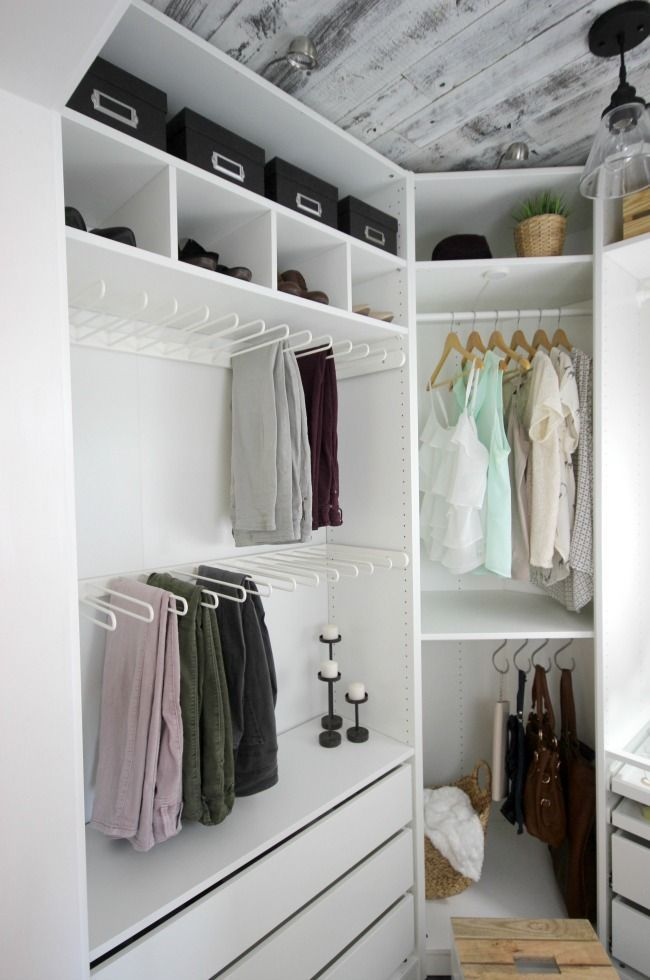 Amazing A Beautiful Dream Closet Makeover! I LOVE The Organization Ideas. Such A  Great Use Awesome Design