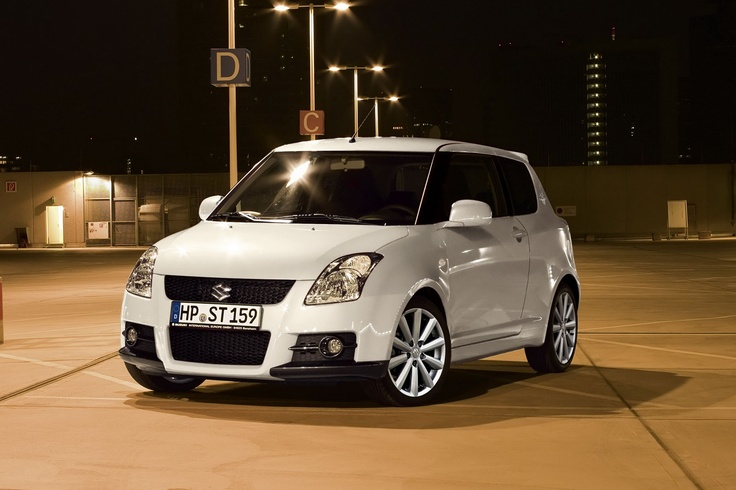 Suzuki Swift! <3