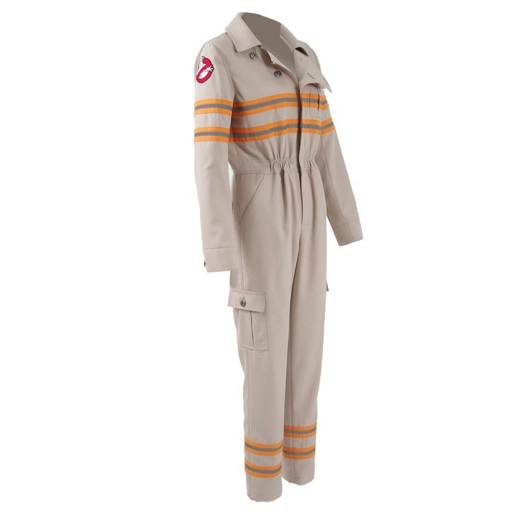 Stail Shop Ghostbusters Jumpsuits Cosplay Costume (Woman-M)