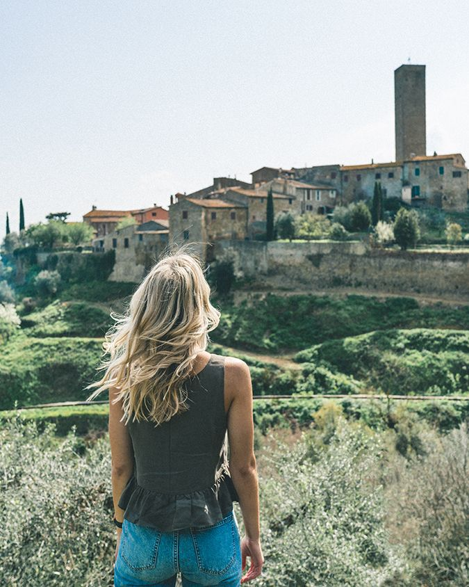 Tuscany travel guide via Find Us Lost