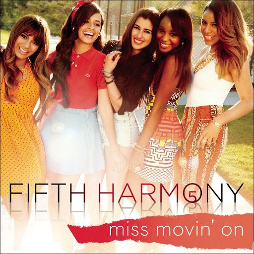 Love ... that I claimed (with friends) and yet still had to share!!  ▶ Fifth Harmony - Miss Movin' On (audio) - YouTube