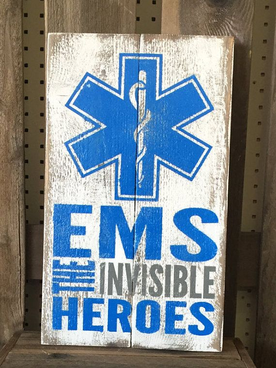 EMS / Emergency Medical Services Family    by Chotchkieville