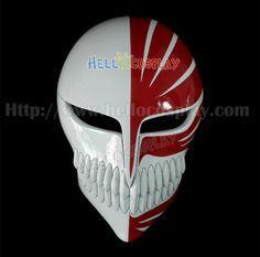 Bleach Ichigo Hollow Mask - £87.76 : Cosplay UK Store   Hello Cosplay