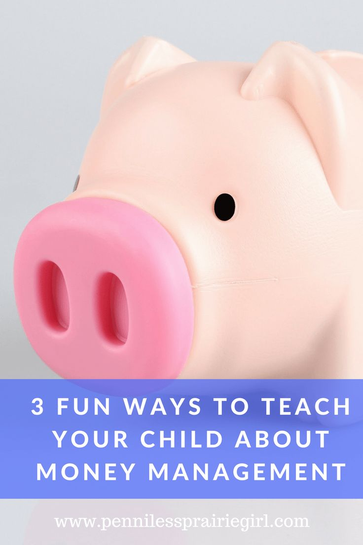 Check out these 3 fun ways to teach your child personal finance!