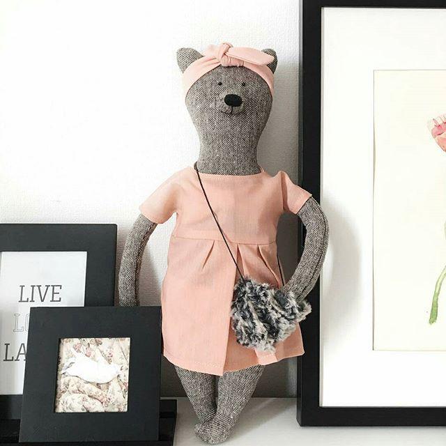 WEBSTA @ philomena_kloss - когда твоя медведица красотка : @kienechan