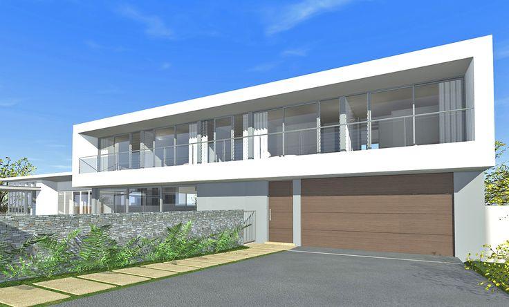 Long House Concept Design - All Australian Architecture