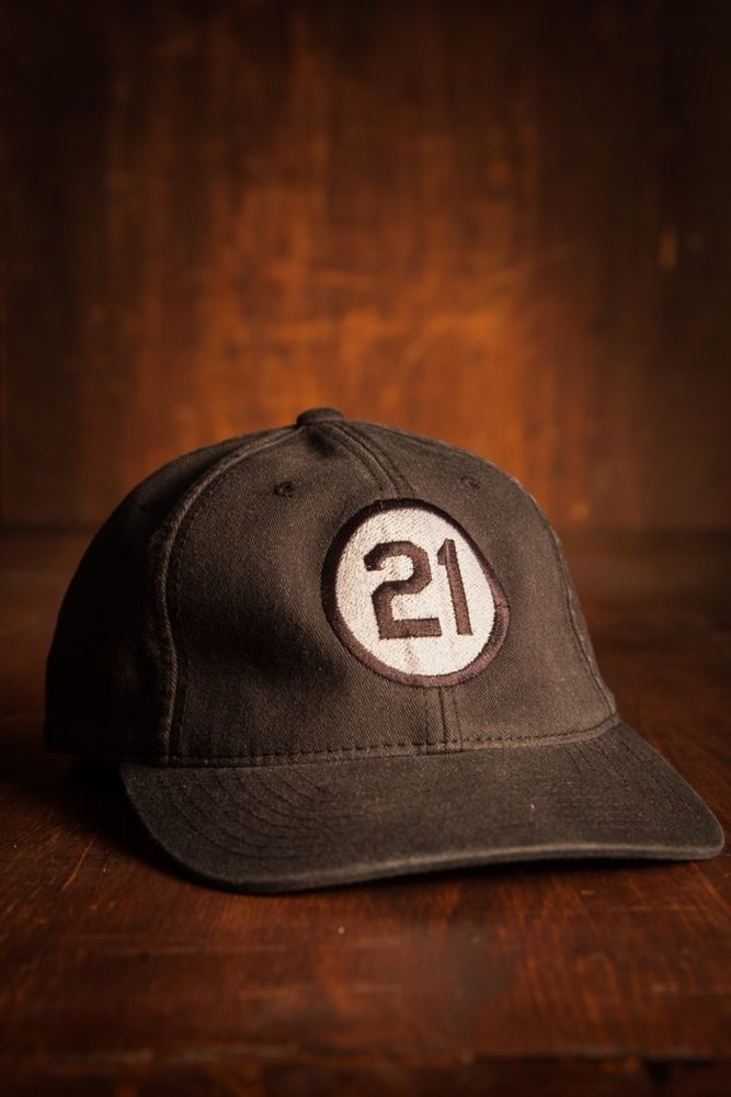 Image of Clemente 21 Hat, black