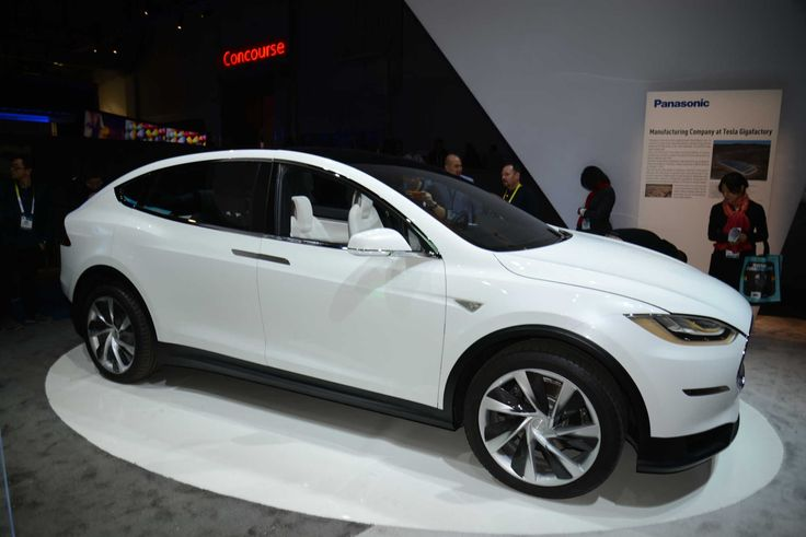 £71,900. That's the price of the new Tesla Model X when it comes to the UK later this year.