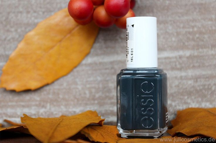 Essie the perfect cover up