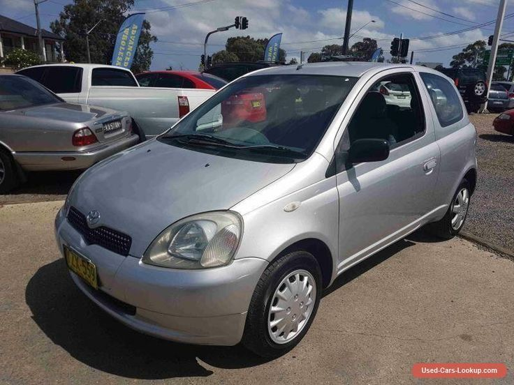 2000 Toyota Echo NCP10R Silver Automatic 4sp A Hatchback #toyota #echo #forsale #australia