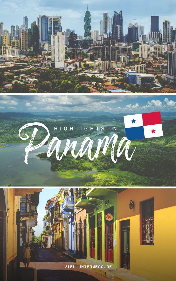 Die besten Panama Highlights