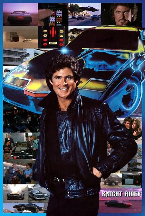 knight rider tv series pinterest knight and collage. Black Bedroom Furniture Sets. Home Design Ideas