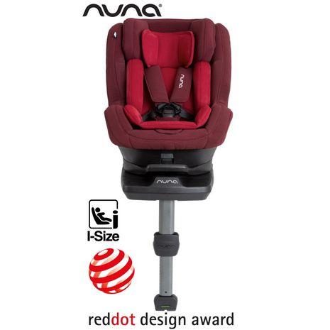 Accesorii bebelusi :: Scaune auto copii :: Scaune auto rear facing :: Scaun auto cu isofix REBL 360 iSize Berry Nuna