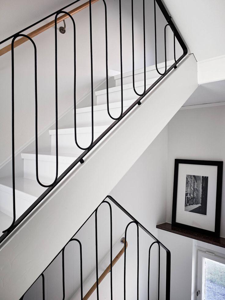 Best 25+ Indoor stair railing ideas on Pinterest