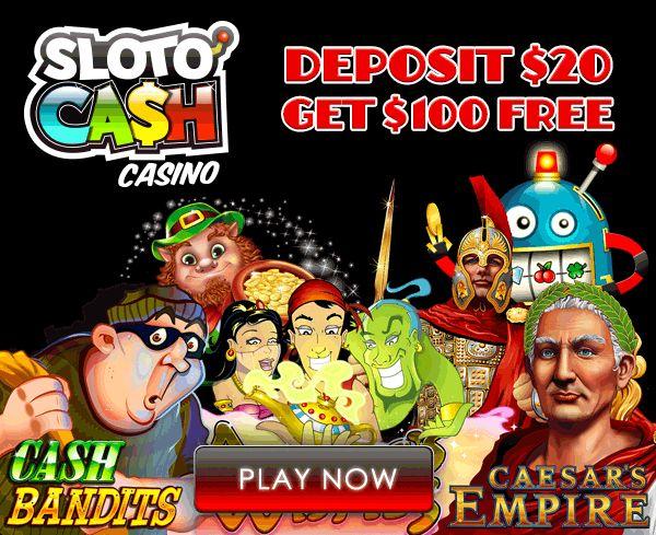 Get $31 Free bonus from Slotocash casino  #casino #slot #bonus #Free #gambling #play #games