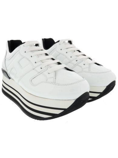 HOGAN Hogan Sneakers H222 Maxi. #hogan #shoes #hogan-sneakers-h222-maxi