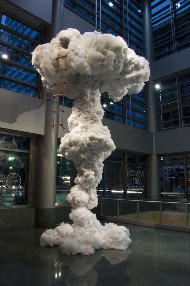 cloud playhouse!