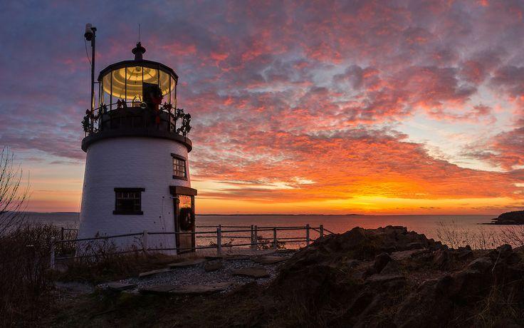 Owl's Head Lighthouse Lighthouse Rd Owls Head, ME