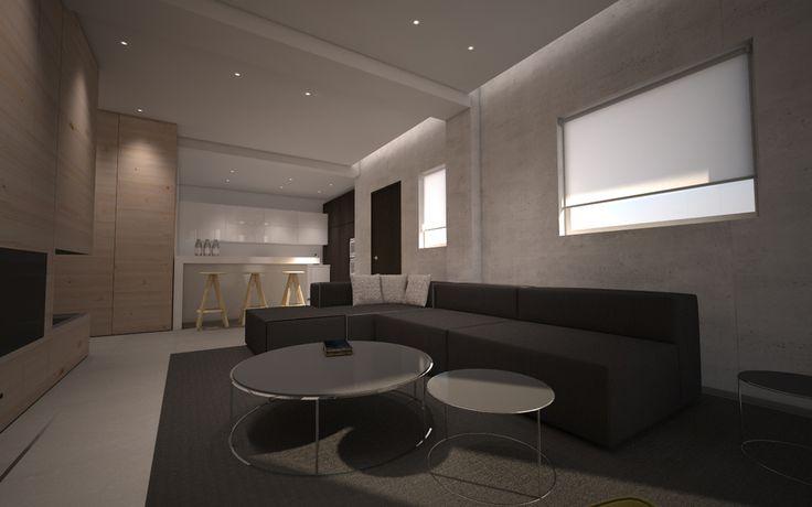 Ανακαίνιση διαμερίσματος | Μελίσσια | iidsk | Interior Design & Construction