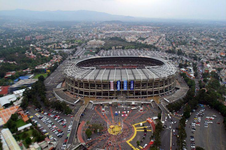 Estadio Azteca (Distrito Federal, México)