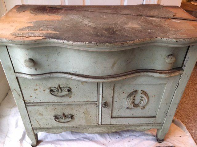 Help! Old dresser needs major makeover