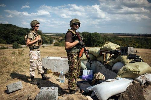 Ukraina przerwała zawieszenie broni na miejscu katastrofy #popolsku