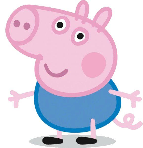 Cartoon Characters: Peppa Pig (PNG)
