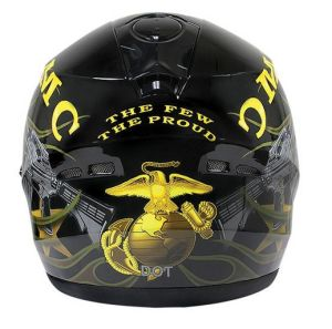 Military Motorcycle Helmets My Life Full Face