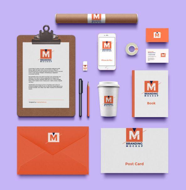Свежие mockup-файлы для вашего дизайна