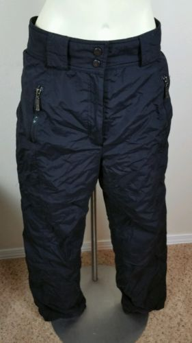 Head Sportswear vintage Waterproof pants 1980' 90's Entrant Fabric 14 ladies