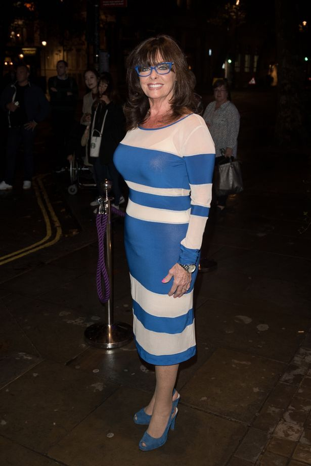 Vicki Michelle at Specsavers' Spectacle Wearer of the Year