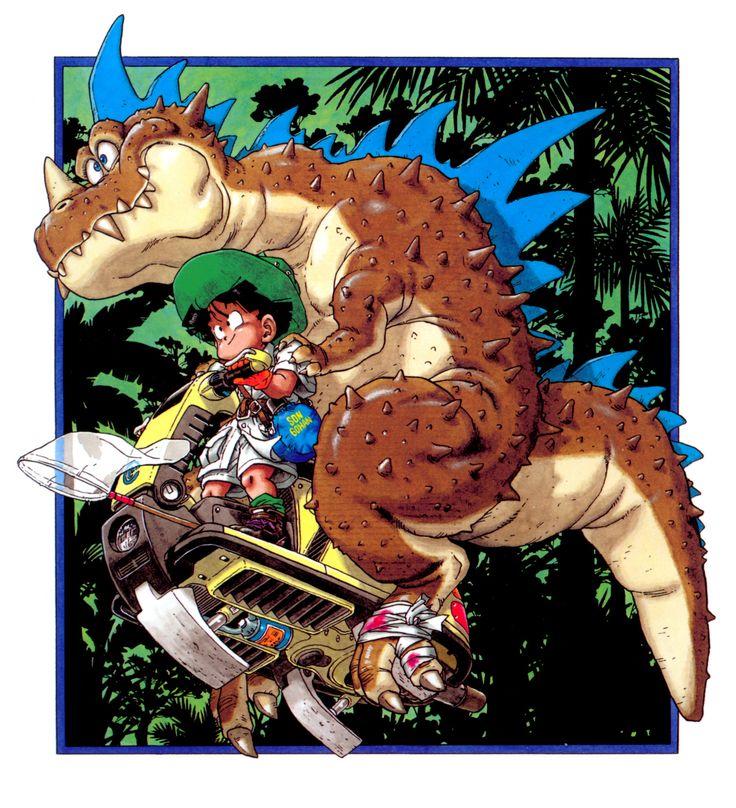 Kết quả hình ảnh cho Dinosaur dragon ball