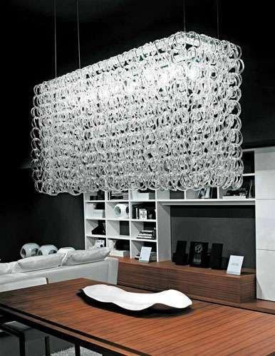 Exquisite Crystal Lighting - Giogali by Vetreria Vistosi (GALLERY)