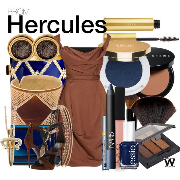 Hercules by wearwhatyouwatch on Polyvore featuring Vivienne Westwood Red Label, Giuseppe Zanotti, The Base Project, Ciner, Bulgari, LeiVanKash, Charlotte Russe, Isaac Mizrahi, MAKE UP STORE and Bobbi Brown Cosmetics