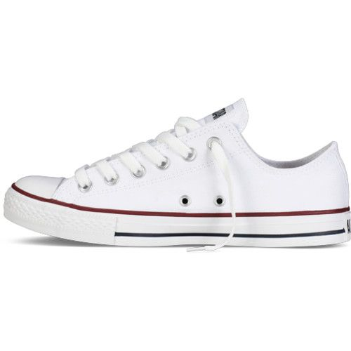 White Chuck Taylor All Star Shoes : Converse Shoes | Converse.com featuring polyvore fashion shoes sneakers converse chaussures clothing white trainers star shoes converse trainers converse sneakers converse footwear