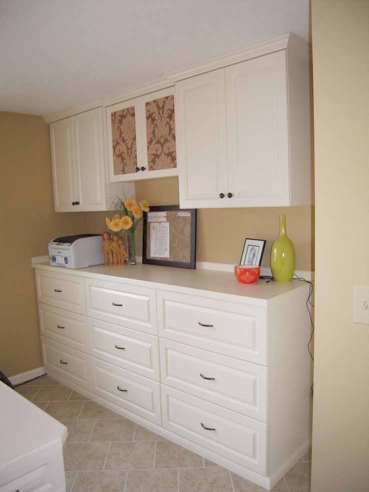 Indianapolis Home Office Cabinets
